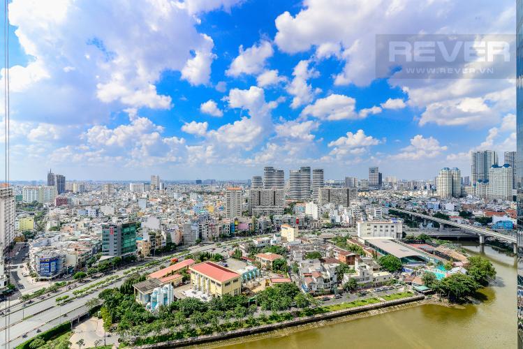View Cho thuê căn hộ Vinhomes Golden River tầng cao, 1PN, đầy đủ nội thất