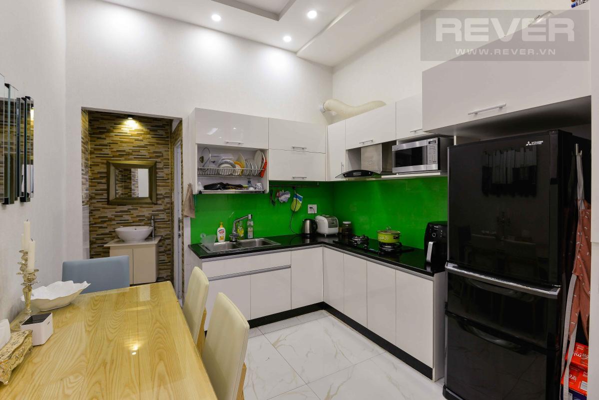 5dc3e9f93e0ad854811b Bán nhà phố 4 tầng hẻm Nguyễn Thần Hiến Quận 4, diện tích đất 44m2, đầy đủ nội thất