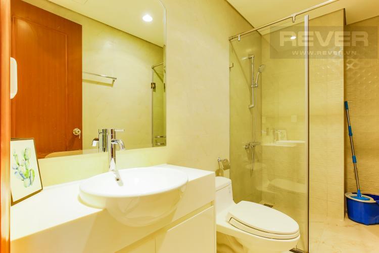 Phòng Tắm Căn hộ Vinhomes Central Park trung tầng Landmark 3 thiết kế hiện đại, sang trọng