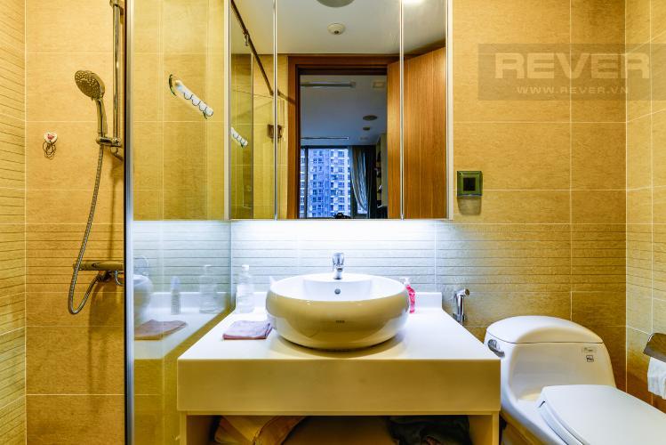 Phòng Tắm 2 Căn hộ Vinhomes Central Park tháp Park 6, 2PN, đầy đủ nội thất