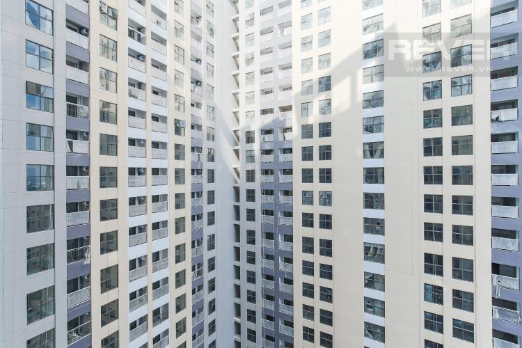 View Căn hộ The Tresor tầng cao, 2PN, đầy đủ nội thất