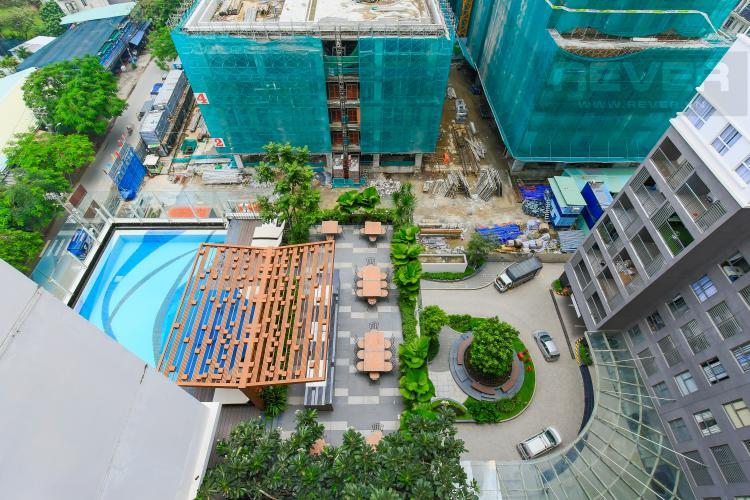 View Căn hộ Orchard Garden Phú Nhuận tầng cao 2 phòng ngủ