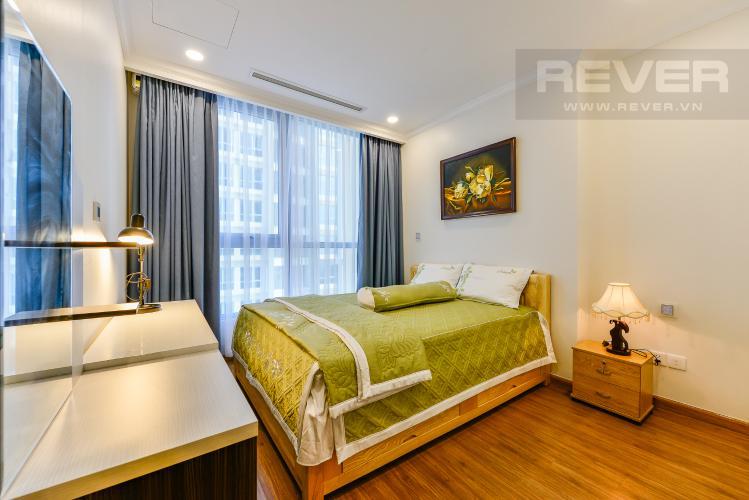View Căn hộ Vinhomes Central Park tầng trung, tháp Landmark 6, 1PN đầy đủ nội thất