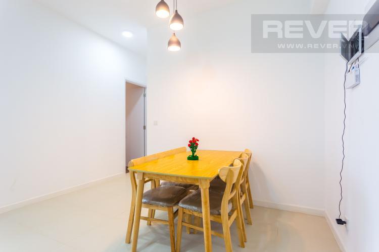 Bàn Ăn Cho thuê căn hộ Estella Heights tầng cao, 2PN đầy đủ nội thất, đa tiện ích