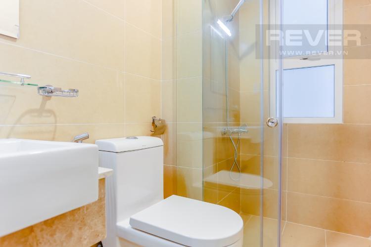 Phòng Tắm 1 Căn hộ Florita 2 phòng ngủ tầng thấp tháp A view nội khu