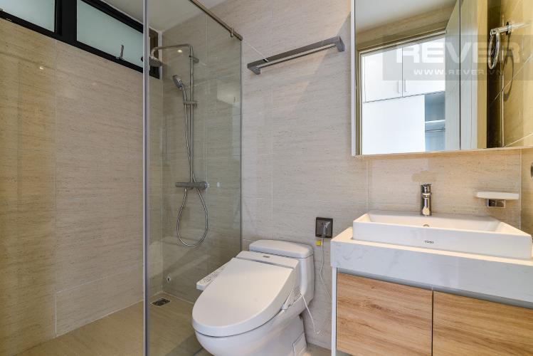 Phòng Tắm 1 Cho thuê căn hộ New City Thủ Thiêm tầng trung, tháp Bali, 3PN
