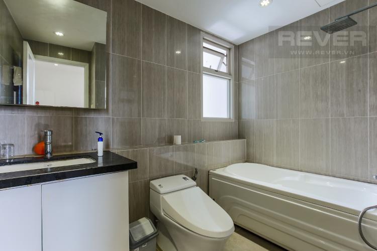 Phòng Tắm 1 Căn hộ La Casa 2 phòng ngủ tầng cao 1A nội thất đầy đủ