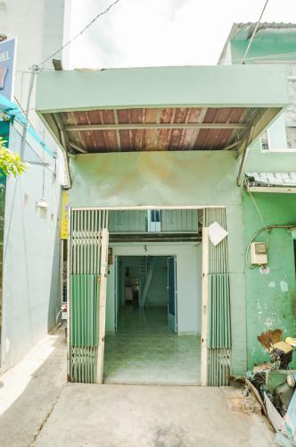 Bán nhà phố 2 tầng, phường Tân Thuận Tây, Quận 7, sổ hồng chính chủ