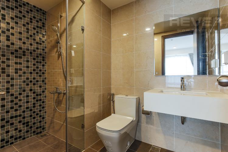 Phòng Tắm 1 Căn hộ Masteri Millennium tầng trung, 2PN đầy đủ nội thất