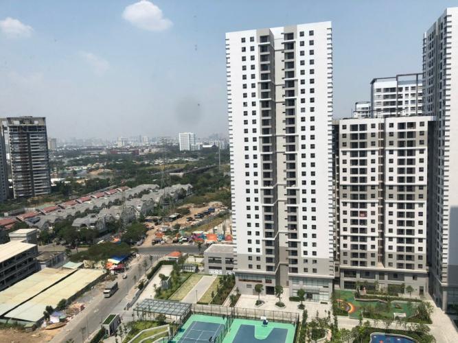 View từ căn hộ Saigon South Residence Bán căn hộ thô tầng cao Saigon South Residence view nội khu.
