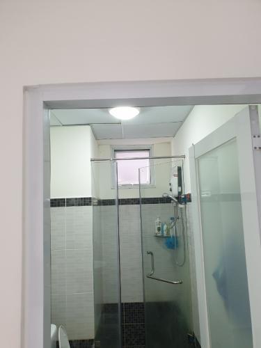 Phòng tắm căn hộ chung cư An Hội 3, Gò Vấp Căn hộ chung cư An Hội 3 bàn giao nội thất cơ bản, hướng Tây Nam.
