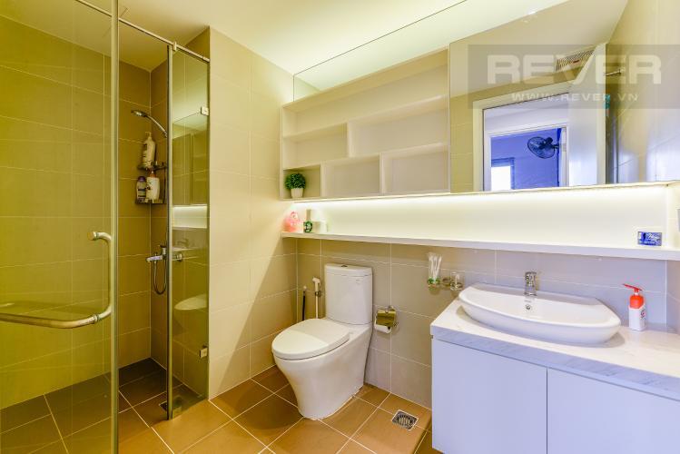 Phòng tắm Căn hộ Masteri Thảo Điền 1 phòng ngủ tầng trung T4 đầy đủ nội thất