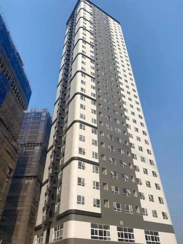 tháp Phonix 1 dự án Topaz Elite quận 8 Căn hộ tầng cao Topaz Elite ban công hướng Đông Nam, bàn giao không nội thất