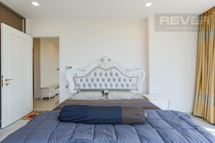 Phòng Ngủ 3 Căn hộ Vinhomes Golden River 3 phòng ngủ tầng cao Aqua 4 view sông