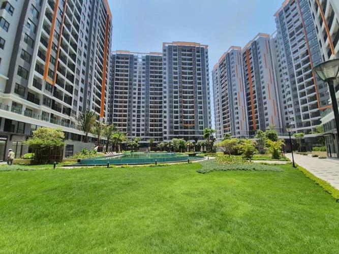 Bán căn hộ Safira Khang Điền 2PN, tầng thấp, đầy đủ nội thất