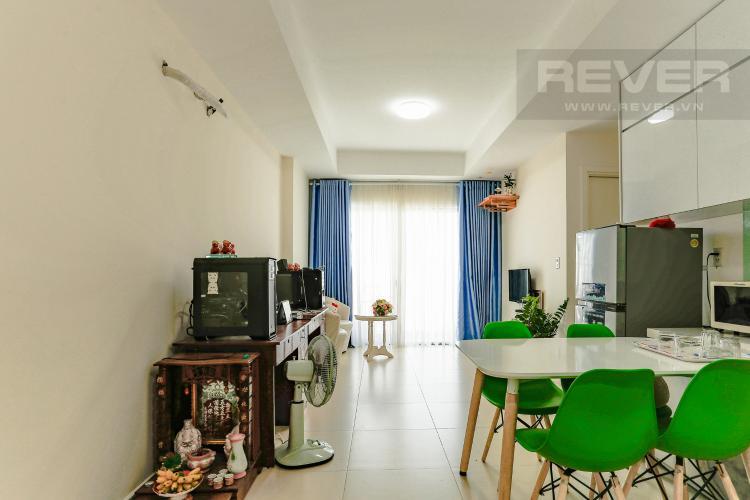 Phòng Khách căn hộ M-ONE NAM SÀI GÒN Bán căn hộ M-One Nam Sài Gòn 2PN, tầng cao, diện tích 62m2, nội thất đầy đủ, view thoáng