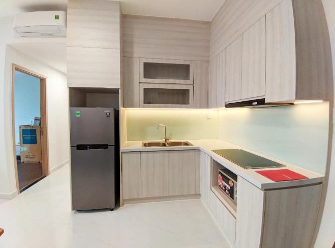 Bếp Safira Khang Điền Bán căn hộ Safira Khang Điền, thiết kế hiện đại, nội thất cơ bản.