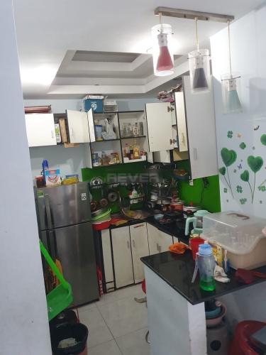 Phòng bếp chung cư Nhất  Lan, Bình Tân Căn hộ chung cư Nhất Lan tầng trung, cửa chính hướng Đông.
