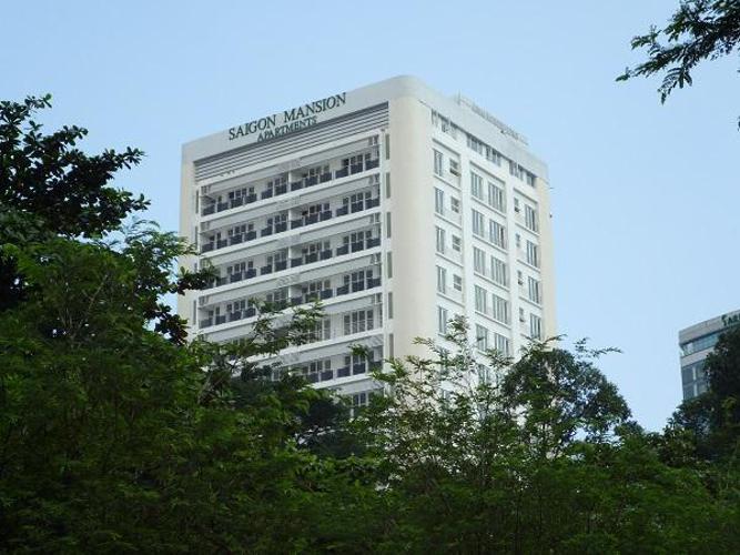 Saigon Mansion - saigon-mainsion-building