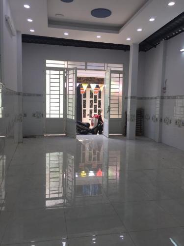 Bán nhà hẻm Đoàn Văn Bơ, phường 16, Quận 4. Diện tích đất 64.9m2