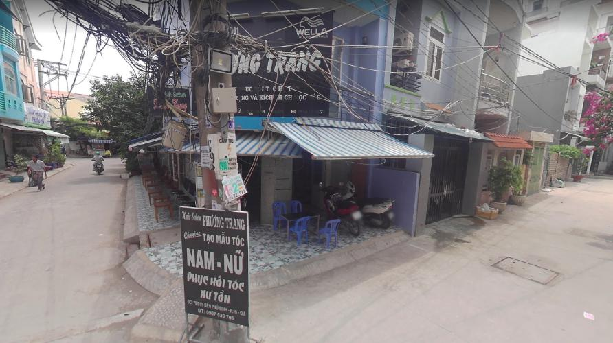 Đường nhà phố Bến Phú Định, Quận 8 Nhà phố có dãy trọ cho thuê, hẻm xe hơi, trung tâm quận 8.