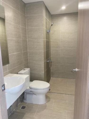 Phòng tắm căn hộ Vinhomes Grand Park Căn hộ Vinhomes Grand Park view nội khu yên tĩnh thoáng mát.