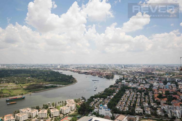 View Cho thuê căn hộ Gateway Thảo Điền tầng cao 2 phòng ngủ, đầy đủ nội thất, view sông đẹp