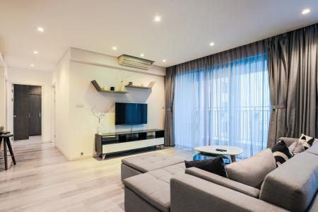 Căn hộ Riviera Point tầng cao 2PN thiết kế đẹp, đầy đủ nội thất