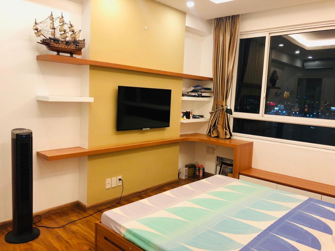bedrroom3 Bán hoặc cho thuê căn hộ Tropic Garden 2PN, tầng 22, tháp C2, đầy đủ nội thất, hướng Tây Bắc