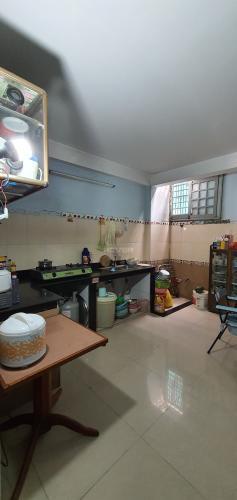Phòng bếp nhà phố Linh Xuân, Thủ Đức Nhà phố mặt tiền Thủ Đức, thích hợp đầu tư kinh doanh.