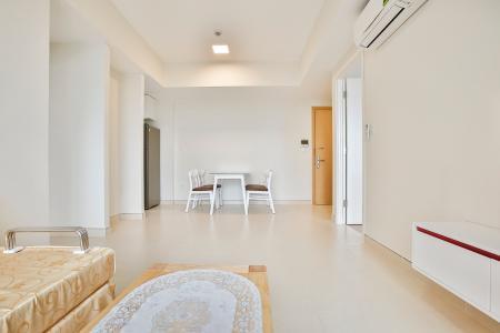 Căn hộ Masteri Thảo Điền 2 phòng ngủ, tầng cao T5, view hướng sông