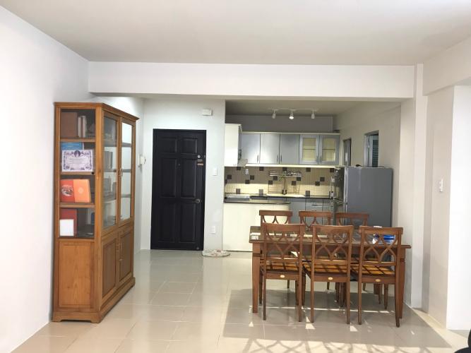 Bán căn hộ chung cư Phú Mỹ 3PN, không có nội thất, DT 98m2