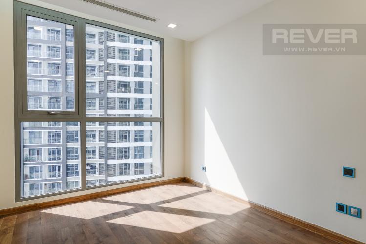Phòng Ngủ 1 Căn hộ Vinhomes Central Park tầng trung P3 view sông 2 phòng ngủ