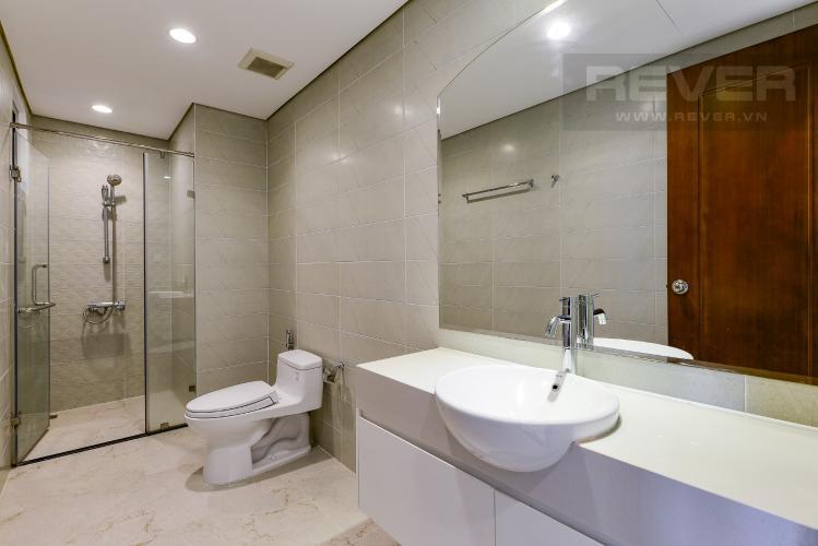 Phòng tắm 2 Căn hộ Vinhomes Central Park 3 phòng ngủ tầng thấp Central 1
