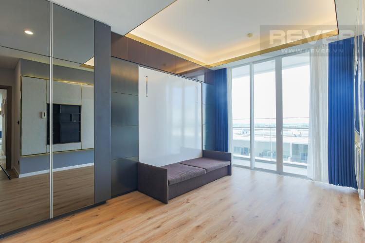 Phòng Ngủ 1 Cho thuê căn hộ Sarina Condominium 3PN, tầng thấp, đầy đủ nội thất, hướng Đông Nam đón gió