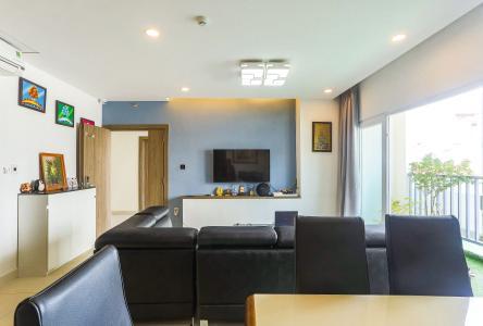 Căn hộ Chung cư Bộ Công An 3PN, đầy đủ nội thất