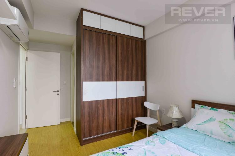 Phòng Ngủ 1 Cho thuê căn hộ Masteri Thảo Điền 2PN, tháp T1, đầy đủ nội thất, view Xa lộ Hà Nội