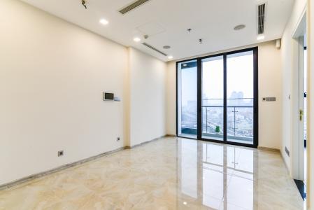 Officetel Vinhomes Golden River 2 phòng ngủ tầng thấp Aqua 4 view sông