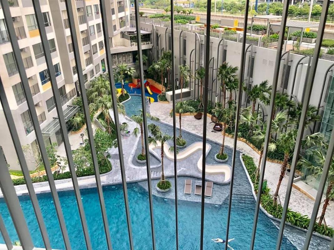 IMG-2063 Cho thuê căn hộ Masteri An Phú 2 phòng ngủ, tầng 6, tháp A, đầy đủ nội thất, view hồ bơi