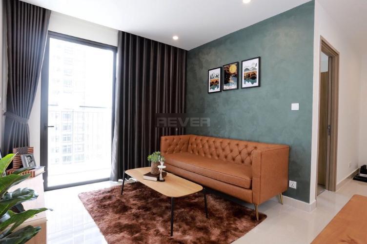 Phòng khách Vinhomes Grand Park Quận 9 Căn hộ Vinhomes Grand Park tầng thấp, view nội khu yên tĩnh.