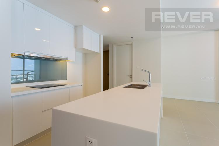 Khu Vực Bếp Bán căn hộ Aspen Gateway Thảo Điền tầng cao, view đẹp, 2PN