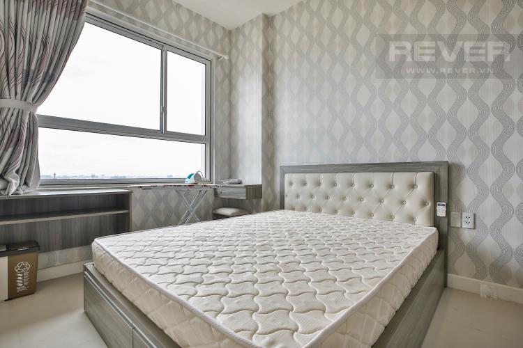 Phòng Ngủ Căn hộ Lexington Residence tầng cao hướng Bắc LD full nội thất