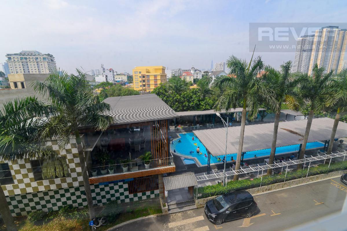 ab03412e5eb9b8e7e1a8 Bán căn hộ Homyland 2 tầng thấp, 3 phòng ngủ và 2 toilet, diện tích lớn 111m2