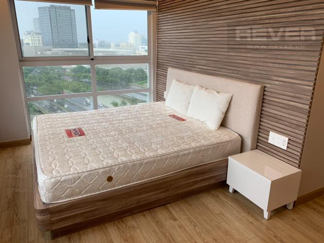Phòng Ngủ 1 Cho thuê căn hộ Happy Valley 3PN, diện tích 100m2, đầy đủ nội thất, view sông thoáng đãng