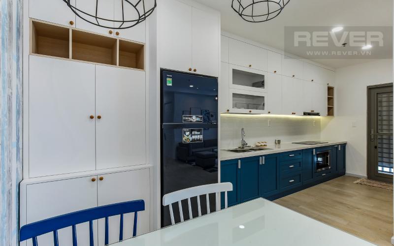 Phòng Bếp Căn hộ Happy Residence 2 phòng ngủ tầng trung tháp B nội thất đầy đủ
