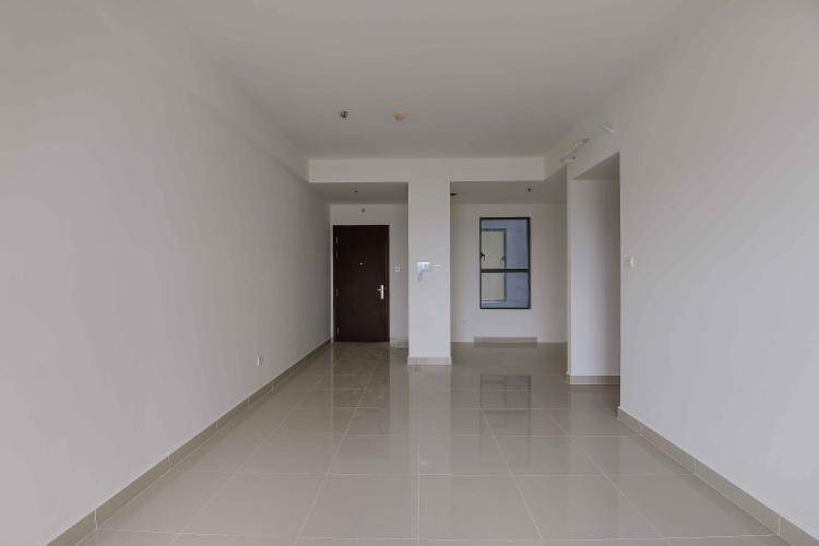 Phòng Khách Bán căn hộ The Sun Avenue 1PN, tầng cao, diện tích 56m2, không có nội thất