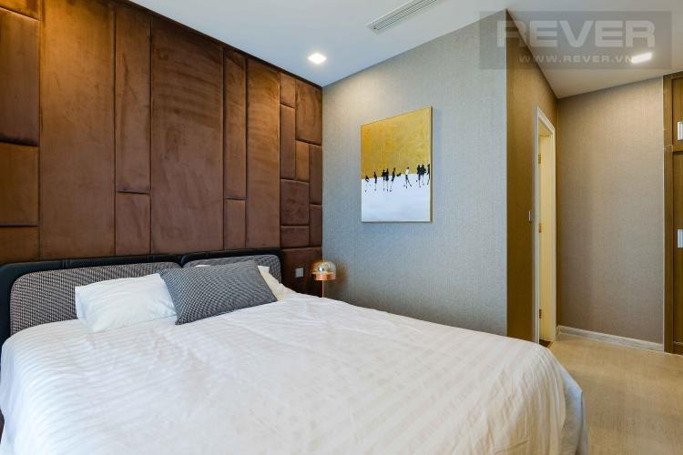 Phòng Ngủ 1 Bán căn hộ Vinhomes Golden River tầng cao, diện tích 150m2, 3PN 3WC, nội thất cao cấp