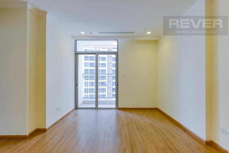 Phòng Ngủ 4 Căn góc Vinhomes Central Park trung tầng L1 view trực diện sông