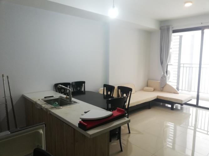 Cho thuê căn hộ tầng cao đầy đủ nội thất The Tresor, tiện ích cao cấp.