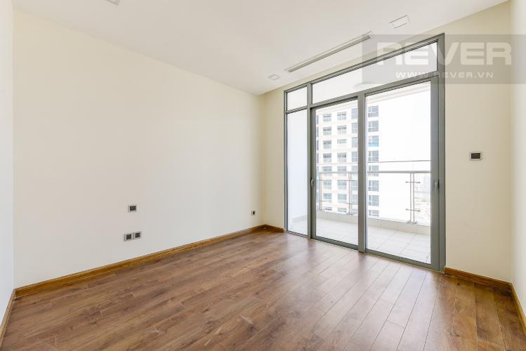 Phòng ngủ 2 Căn hộ Vinhomes Central Park 4 phòng ngủ tầng cao P2 view sông